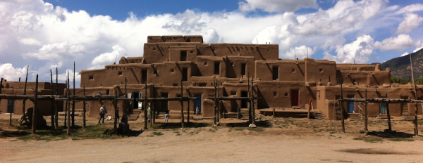 The North House, Taos Pueblo