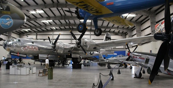 Boeing B-29 Superfortress.