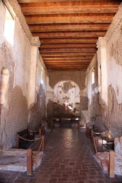 Sanctuary in decay, San Juan Mission.