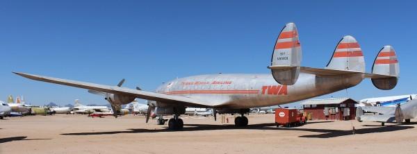 Lockheed L-1049 Super Constellation.